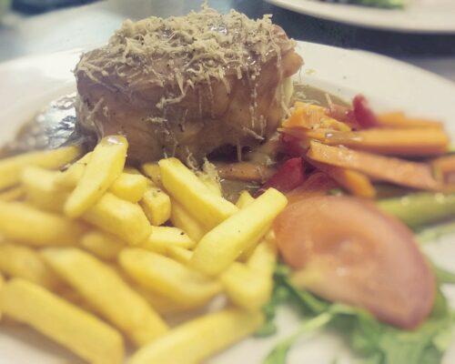 biftek tartufi